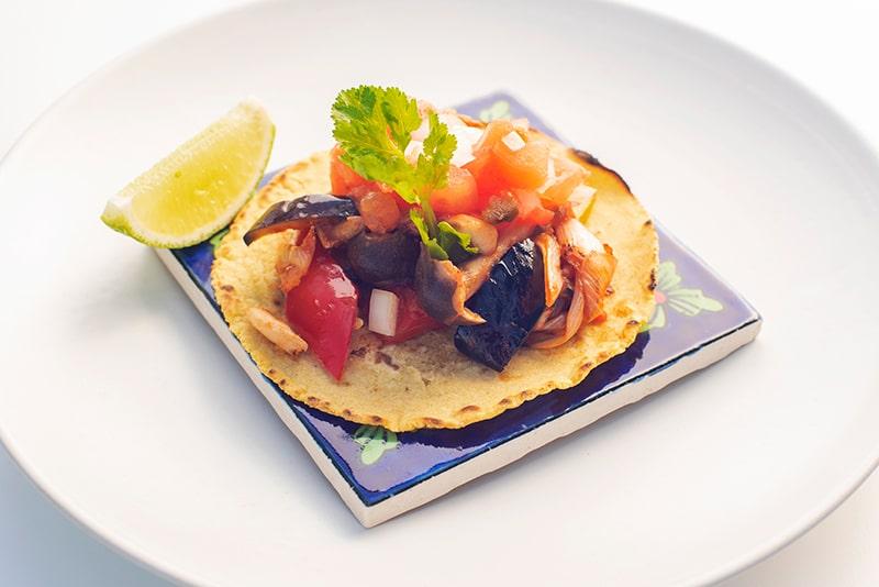 Tacos 1P Mushroom