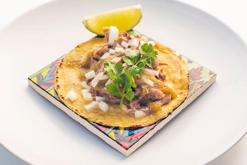 Tacos 1P Pork