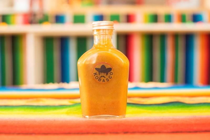 Citrus Hot Sauce